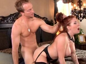 Brittany OConnell gets her MILF mound pounded into bed, bath and beyond