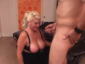 Hardcore Fucking for Hugely Breasted Blonde MILF Dana Hayes