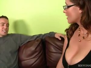 Eva Notty Loves Going After Hard Dick Stud