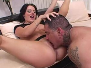 Lusty Sophie Dee gets her pussy licked and fucked