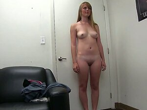 Another amateur beauty Emma Ash decided to become a real pornstar and came to the casting where was asked to strip and demonstrate the body treasures on the camera