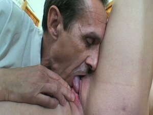 Old big cock loves sweet pumping action