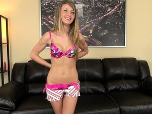What a cutie Staci Silverstone is wearing her sexy pink lingerie