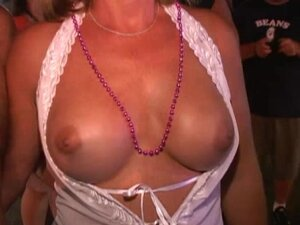 Hot Teens and Moms at Fantasy Fest Part 1