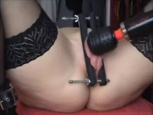 Torture the pussy