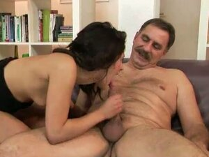 Connie gets fucked by horny old man