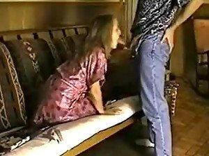 Oral Sex in Amateur Homemade Porn Video
