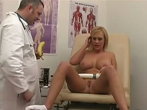 This little cutie (literally) went bananas for our wild fuck toys as our first patient of the new year! We ran this sexy chiquita's hot twat through a marathon of metal monster cock! Watch pretty Carly get it on with our high voltage lovers in this one!