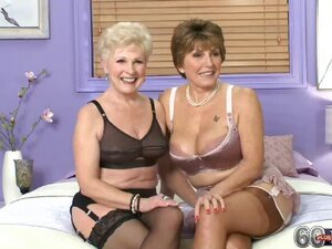 Just A Couple Of Classy 60Something Sluts