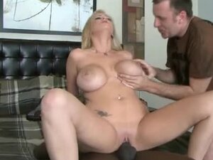 Real husband loves to watch pornstar wife take BBC