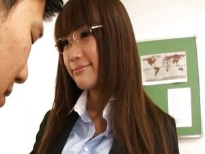 Kirara Kurokawa Japanese teacher sucks