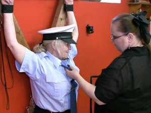 Hardcore grannys are going crazy in this insane BDSM