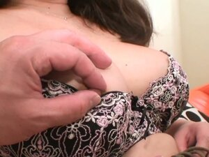 Obese Japanese milf Miyoko Nagase is too horny to be stopped from getting poked