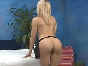 Busty Blonde Madison Ivy Gives A Great Massage