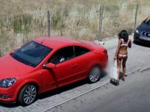 Nude catches on Google Street View
