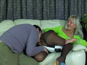 Hot black PANTYHOSE