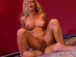 Big tits blonde milf calls for hardcore pussy fuck