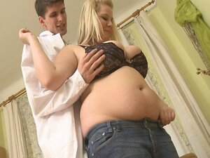 Bigcocked doctor makes fatty feel good