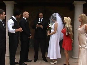 Wedding Gift With Holly Halston and Johnny Sins