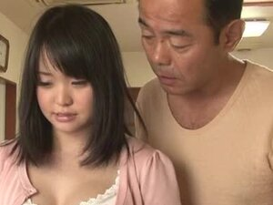 Kurumi Tachibana gives a reluctant blowjob to some dude
