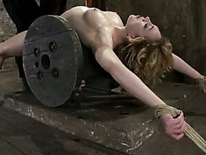19yr old fashion & fitness model made to cum so hard she can't even beg for mercy. Totally destroyed