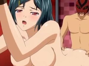 Hardcore Pussy and Anal Sex in Anime Porn Video with Hot Busty Babes