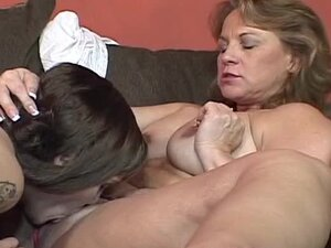 These Two Mature Whores Are Passionate Partners