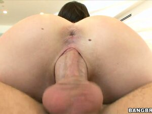 The hottie relishes every thrust of that cock pounding her sweet cunt
