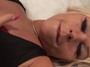 Dirty British Mature Talks Filthy and Cums