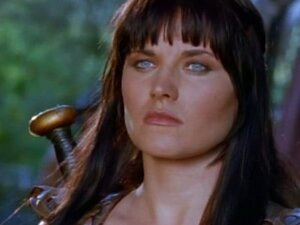 Hudson Leick - Callisto The Sexiest Warrior