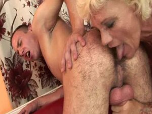Hairy Mature amateur