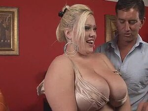 Fat slut is a moaner as they bang