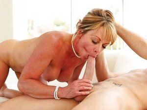 Disobedient housewife split in the middle
