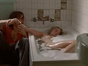 Stunning Celeb Abbie Cornish Passes Out Naked in a Bathtub