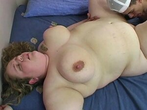 amazing BBW white pussy pounded fatty way 1