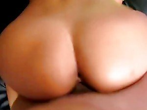 Busty Cuban Latina hottie Luna Star POV blowjob sex facial