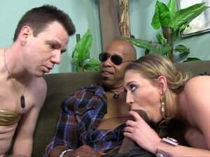 Kagney Karter drools on this tasty chocolate prick