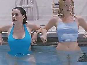 Paget Brewster - The Big Swim