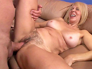 Your Mom's Hairy Pussy #03