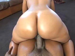 Big ass girl fucked hard