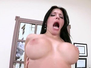 Social Working and Fucking with Latina on Glasses Rebeca Linares