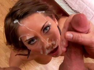 Madison Ivy POV sex and a sticky facial