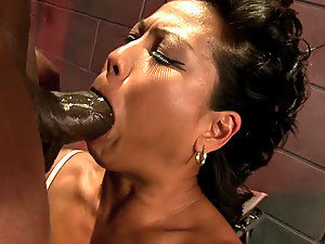 Bonerific Asian MILF Max Mikita Goes Interracial For The First Time