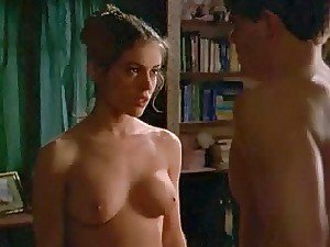 A kinky little video as Alyssa Milano gets her honkers out in a few of her roles