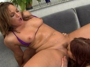 Flower Tucci And Georgia South Are Squirting Up A Storm!