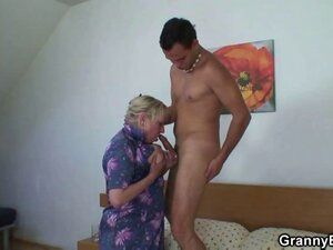 Crazy granny needs sex