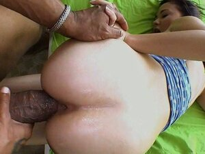 Hot sexy bitch Kita Zen gets her tight pussy drilled from the rear