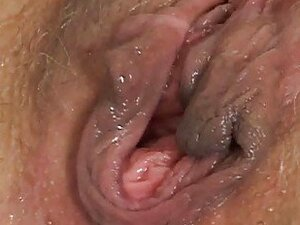 Hot Squirting and Creampie