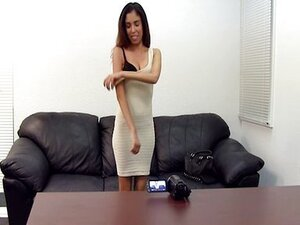 First assfuck and creampie casting