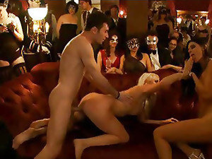 Swingers party - part 3-2